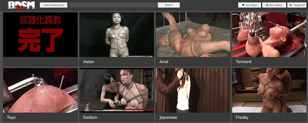 Heiße SM-Pornos gibt es auch auf bdsmtube.pro zu sehen!