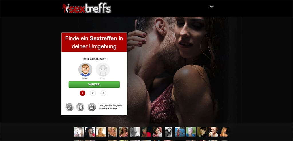 Mit Sex-Treffs findet man schnell private Sextreffen mit kostenlosen Sexkontakten